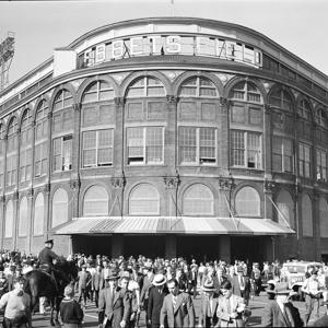 Ebbets Filed in Brooklyn, NY (Getty Images)