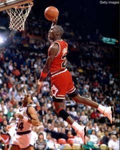 Michael Jordan (Getty Images)
