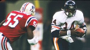Walter Payton in Superbowl XX. (Getty Images)