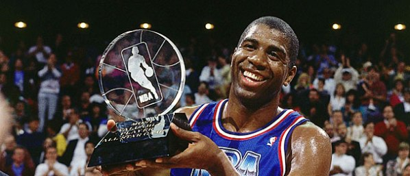 "1992 NBA All Star Game ""The Greatest All Star Moment"""