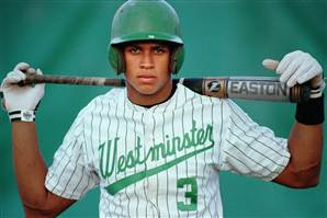 Alex Rodriguez in 1993. (Getty Images)