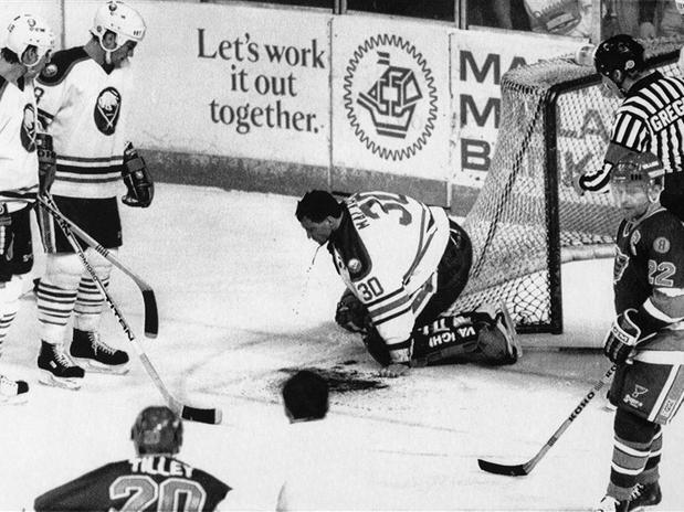 Clint Malarchuk Surviving The Worst Televised Sports Injury Ever