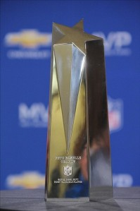 The Super Bowl MVP Trophy (Getty Images)