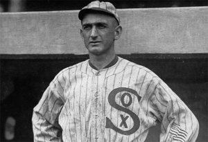 """Shoeless"" Joe Jackson. (Getty Images)"