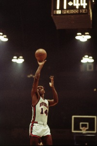 NBA Hall Of Famer Oscar Robertson. (Getty Images